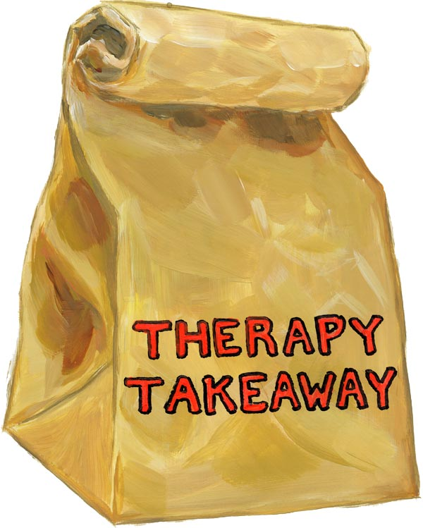 Therapy Takeaway